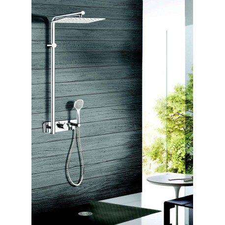Colonne de Douche Thermostatique Onix Paini