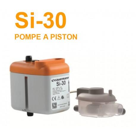 Mini Pompe à Condensats Si-30 Sauermann 20 l/h 20 dBA