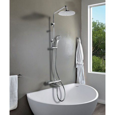 Combiné bain/douche thermostatique COX Païni