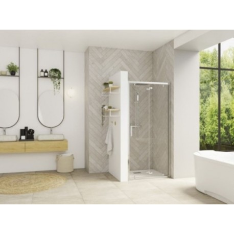 Smart Design S Kinedo - Porte de Douche Pliante