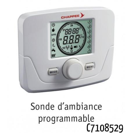 Sonde Thermostatique Programmable sans Fil C7108529