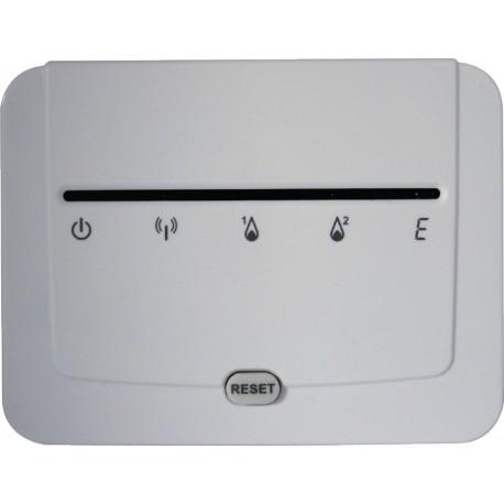 Sonde Thermostatique Programmable sans Fil C7108529 + Récepteur C7102343