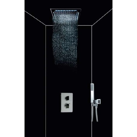Ensemble de douche Rain Light Quadro Païni