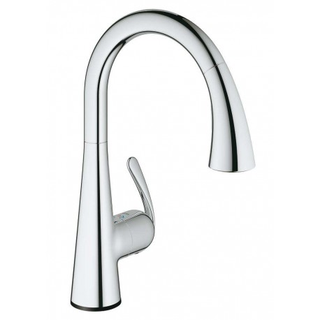 Mitigeur évier Grohe Zedra Touch
