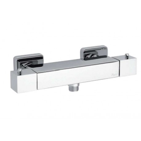 Mitigeur Douche Thermostatique Collection Dax Square par Paini