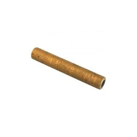 Tube Fileté 50 centimètres en Laiton