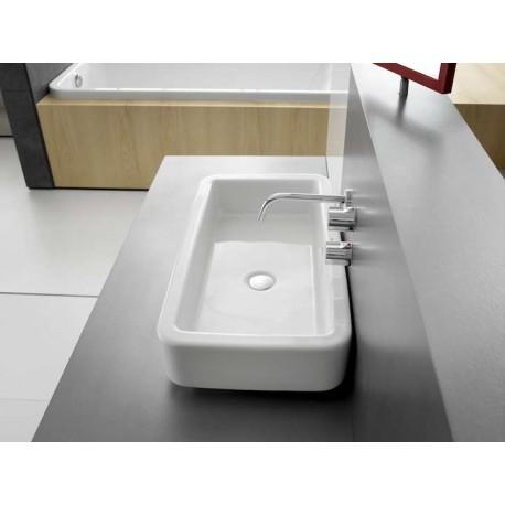 vasque poser pas cher meuble sdb bois pas cher avec meuble double vasque poser beau meuble. Black Bedroom Furniture Sets. Home Design Ideas
