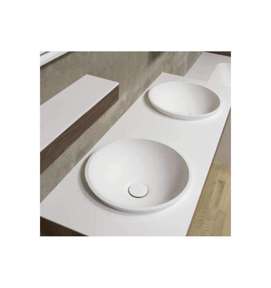 Salle De Bain Ottofond ~ pack atlas 1200 plan vasque double tiroir o design ottofond