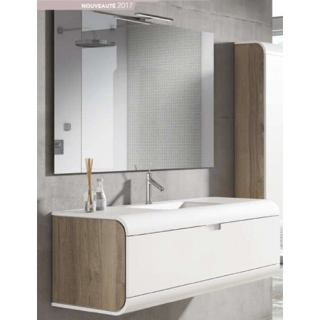 pack austral 600 meuble 1 tiroir vasque o 39 design ottofond prix mini. Black Bedroom Furniture Sets. Home Design Ideas