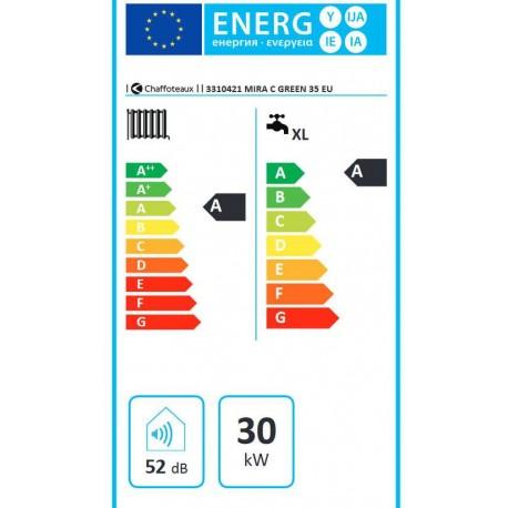 Chaudière Gaz à Condensation Mira C Green 25 FF de Chaffoteaux