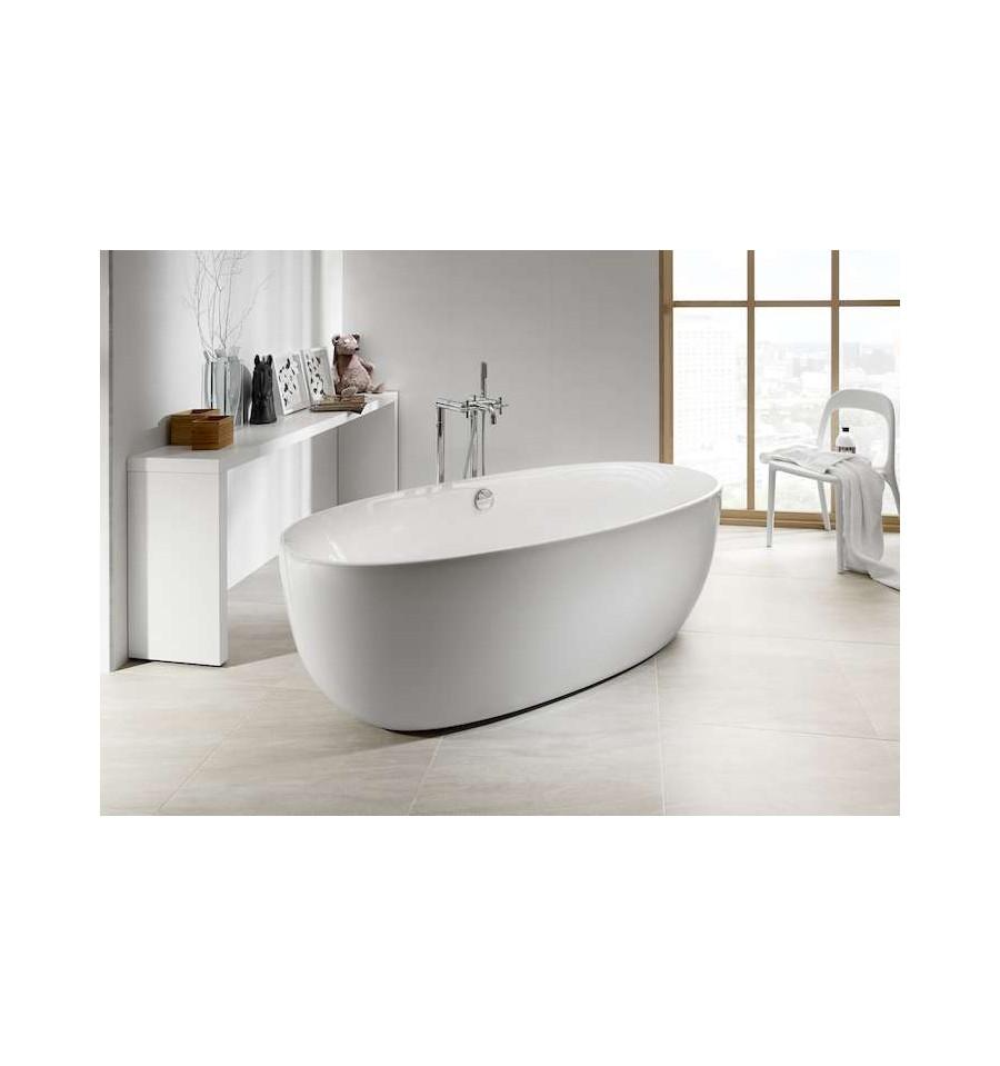 baignoire acrylique en ilot virginia de roca pas cher. Black Bedroom Furniture Sets. Home Design Ideas