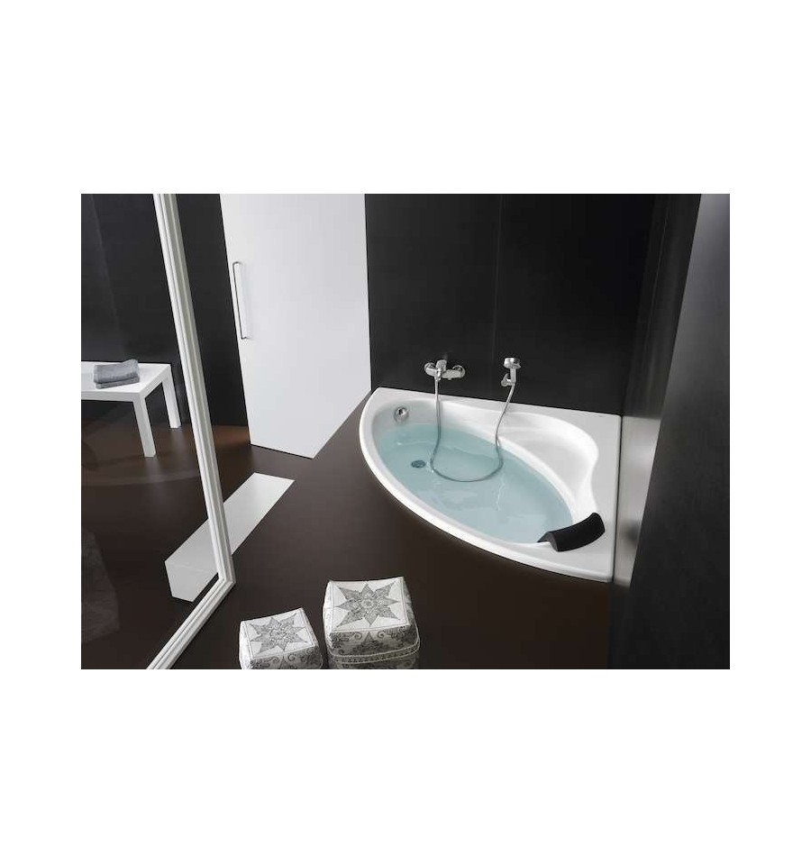 baignoire d 39 angle bali de roca avec baln o tonic prix. Black Bedroom Furniture Sets. Home Design Ideas