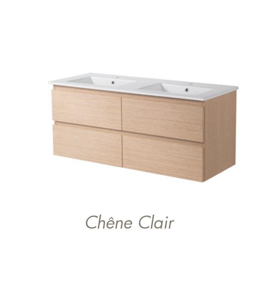 meuble double vasque suspendu cheap meuble double vasque suspendu design with meuble double. Black Bedroom Furniture Sets. Home Design Ideas