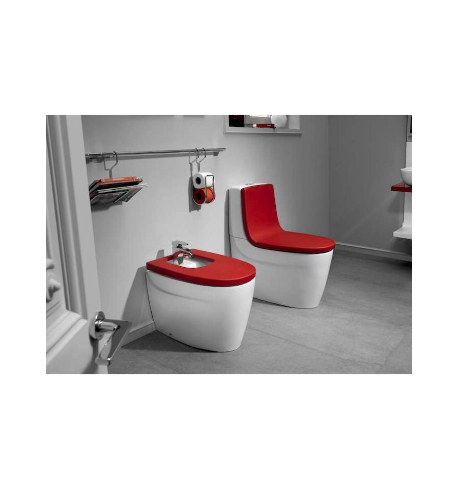 abattant frein de chute pour bidet khroma de roca prix pas cher. Black Bedroom Furniture Sets. Home Design Ideas