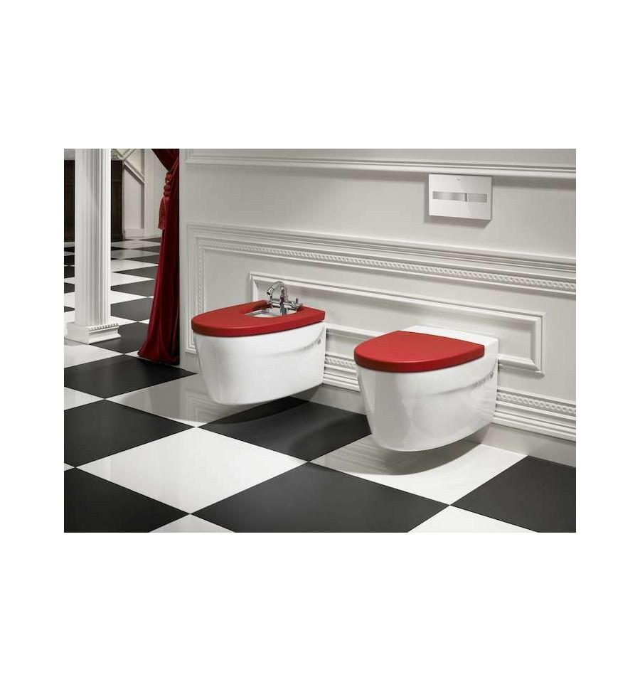 cuvette de wc suspendue khroma de roca prix pas cher. Black Bedroom Furniture Sets. Home Design Ideas