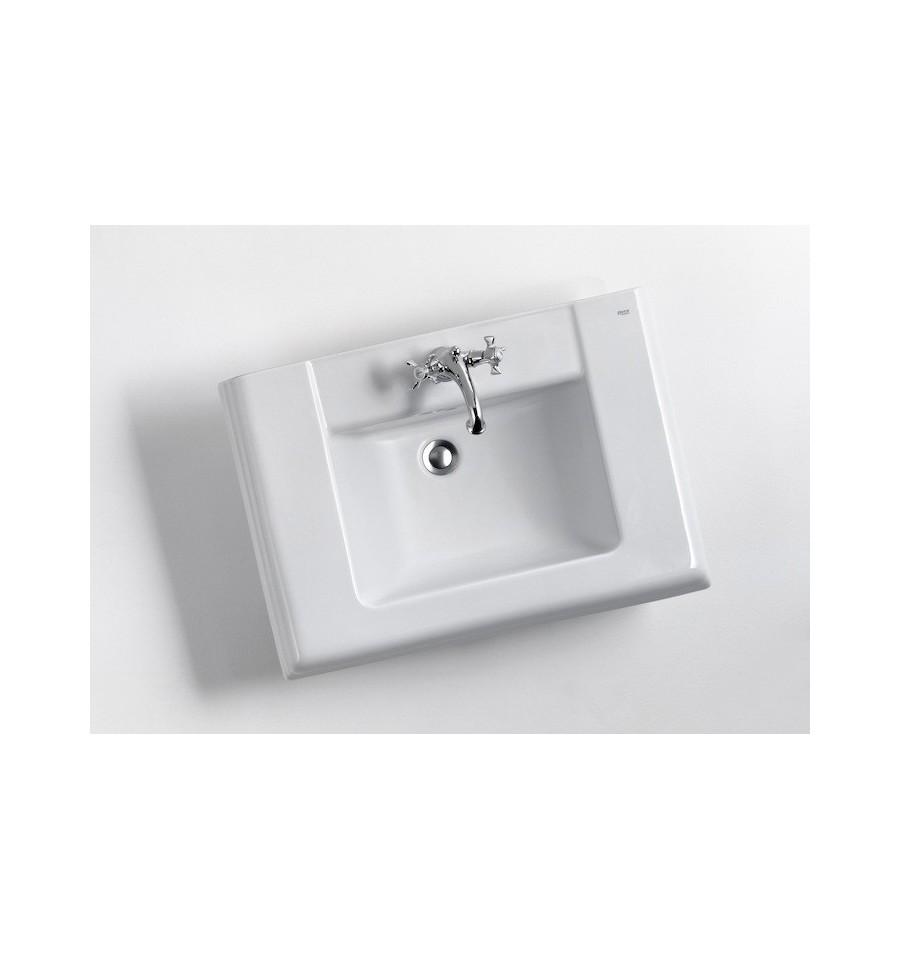 Pack america de roca meuble lavabo miroir prix fou for Meuble lavabo miroir