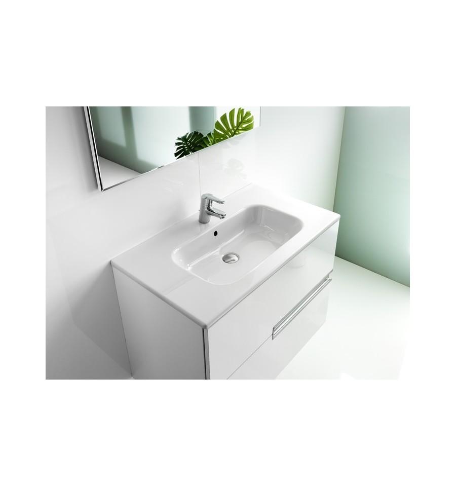 794ea473fd331 Pack complet meuble salle de bains Victoria N de Roca à Prix cassé