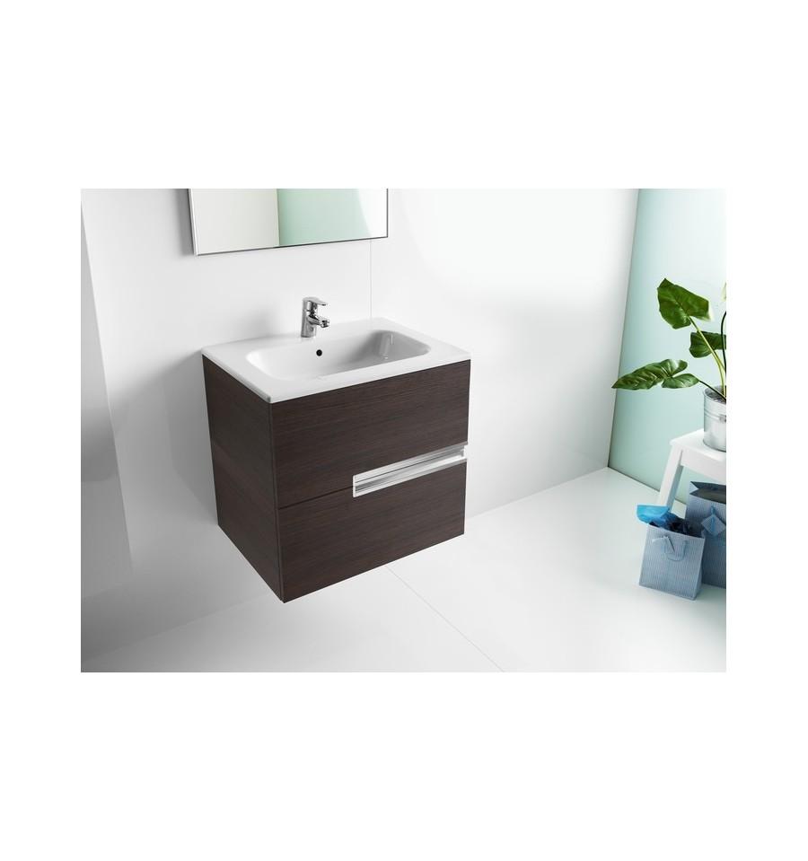 Pack complet meuble salle de bains victoria n de roca for Meuble lavabo miroir