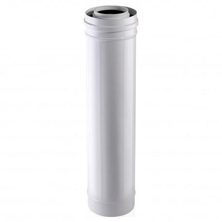 Conduit de Fumée 60/100 pour Chaudière à Condensation par Isotip Joncoux