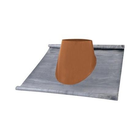 Solin Plomb + Rotule 0° à 45° Isotip Joncoux