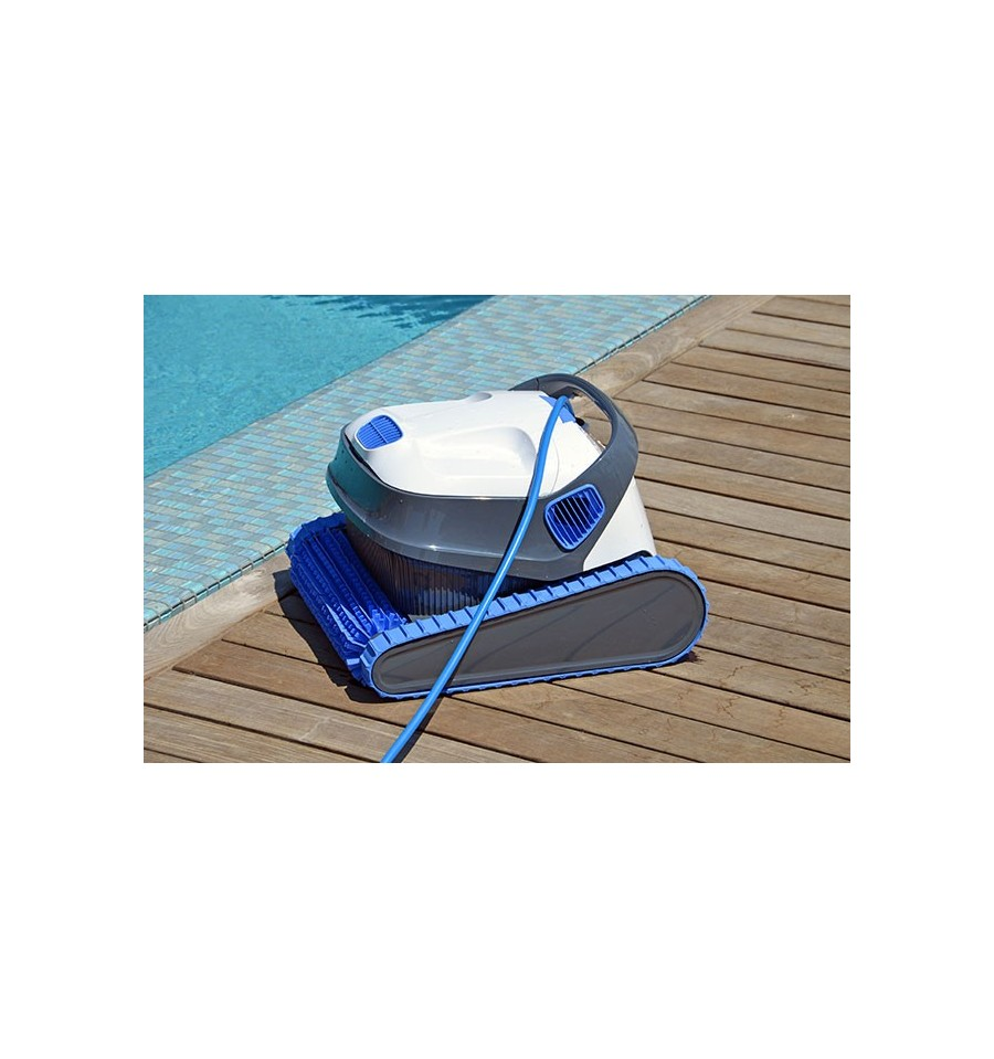 Robot piscine electrique dolphin s 200 maytronics prix for Robot piscine maytronics