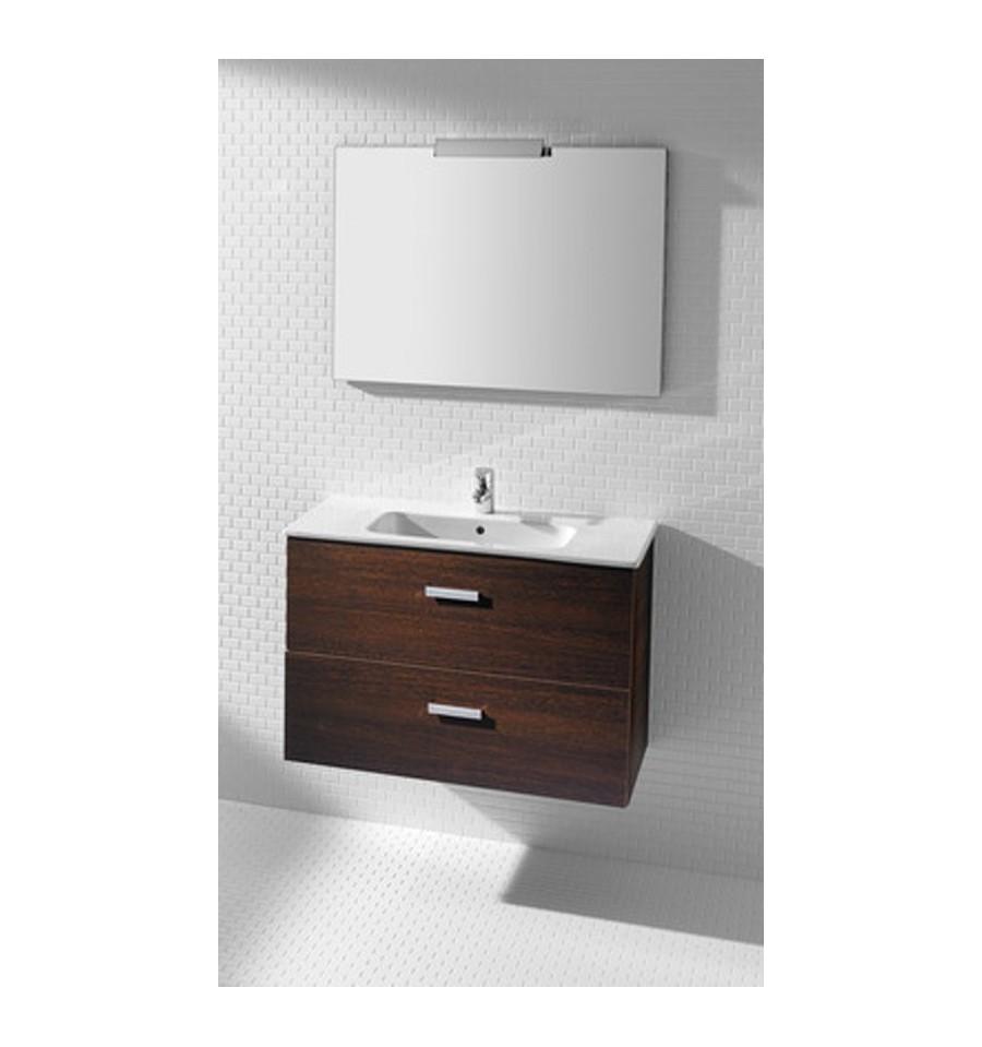 Pack meuble salle de bains unik victoria de roca prix cass - Meuble de salle de bain roca ...