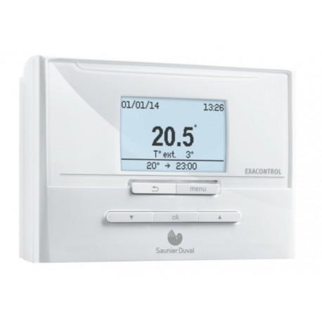 Thermostat d'Ambiance Exacontrol E7R C-B de Saunier Duval
