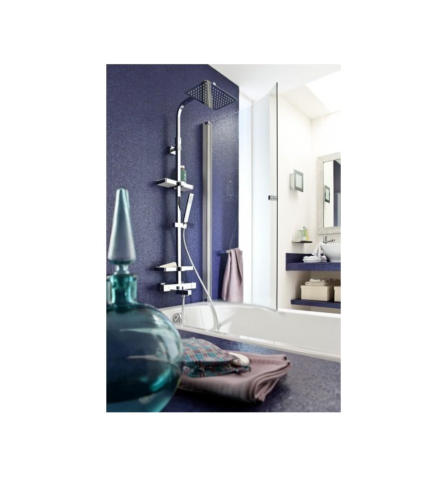 combin bain douche thermostatique elle lui touareg 300. Black Bedroom Furniture Sets. Home Design Ideas