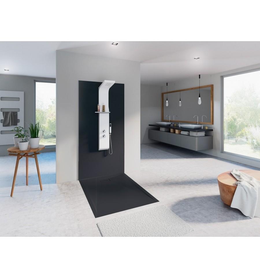 colonne de douche aquamoon kinedo prix canon. Black Bedroom Furniture Sets. Home Design Ideas