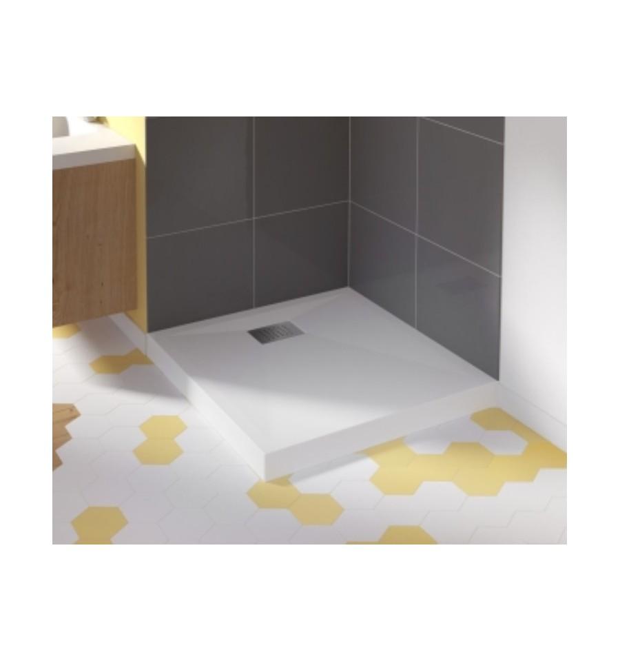 bac a douche pas cher affordable receveur de douche receveur de douche extraplat x with bac a. Black Bedroom Furniture Sets. Home Design Ideas