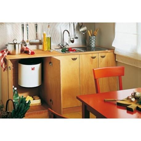 chauffe eau electrique compact 15 litres sous evier atlantic pas cher. Black Bedroom Furniture Sets. Home Design Ideas