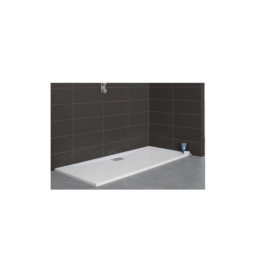 receveur douche kinesurf 150x90 extraplat par kinedo prix pas cher. Black Bedroom Furniture Sets. Home Design Ideas