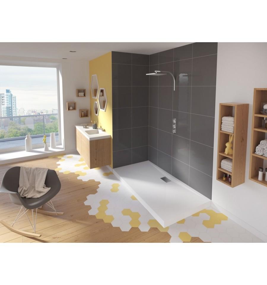 receveur douche kinesurf 170x90 par kinedo prix pas cher. Black Bedroom Furniture Sets. Home Design Ideas