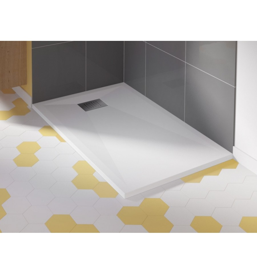 receveur douche kinesurf 160x90 extraplat par kinedo prix pas cher. Black Bedroom Furniture Sets. Home Design Ideas