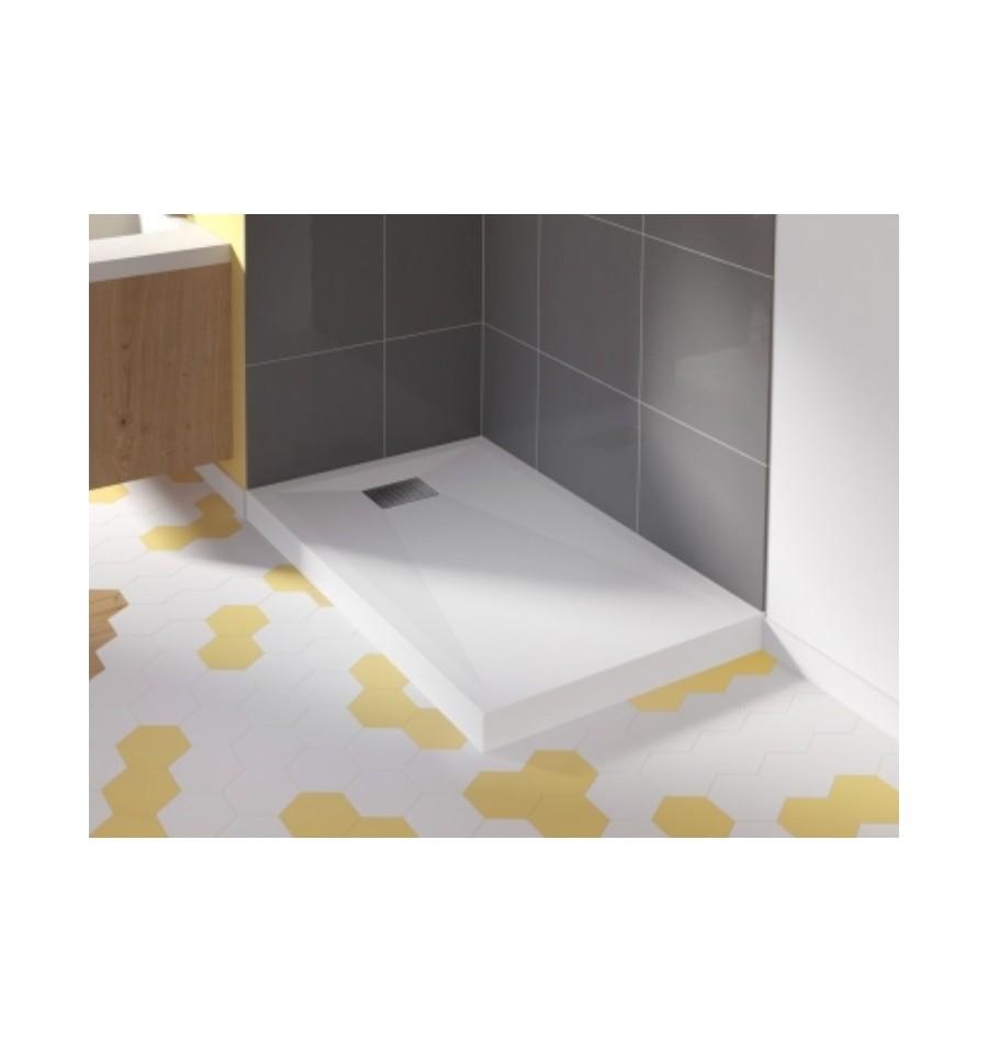 receveur douche kinesurf 140x90 par kinedo prix pas cher. Black Bedroom Furniture Sets. Home Design Ideas