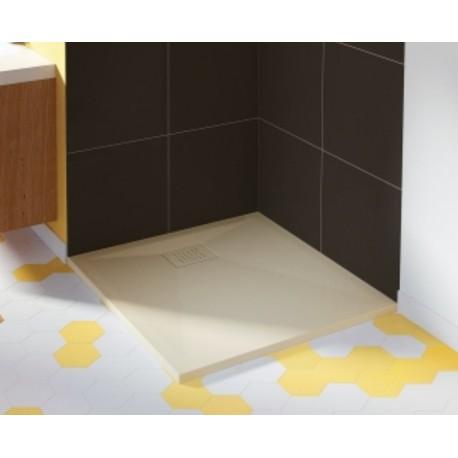 receveur douche kinesurf 100x100 color extraplat par kinedo prix pas cher. Black Bedroom Furniture Sets. Home Design Ideas