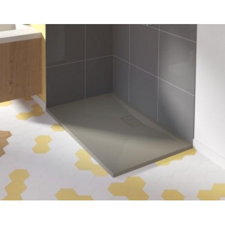 receveur douche kinesurf 120x80 color extraplat par kinedo prix pas cher. Black Bedroom Furniture Sets. Home Design Ideas