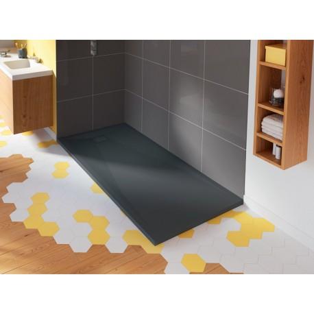 receveur douche kinesurf 140x90 color extraplat par. Black Bedroom Furniture Sets. Home Design Ideas