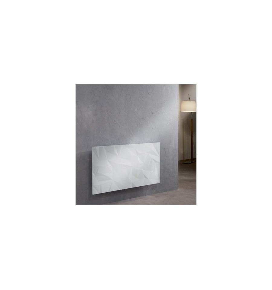radiateur electrique irisium origamy atlantic horizontal prix fou. Black Bedroom Furniture Sets. Home Design Ideas