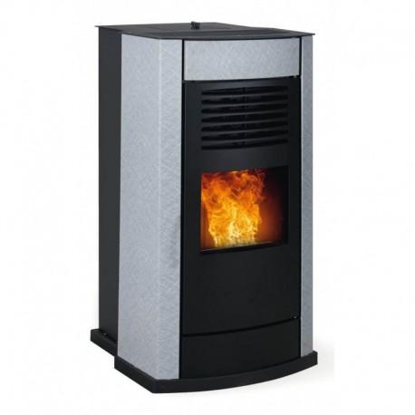 scirocco dielle 7kw calid al le po le granul s ou pellets prix fum est ici. Black Bedroom Furniture Sets. Home Design Ideas