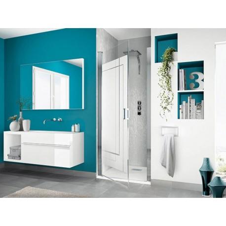 cout baignoire en douche fabulous smart p sans seuil. Black Bedroom Furniture Sets. Home Design Ideas