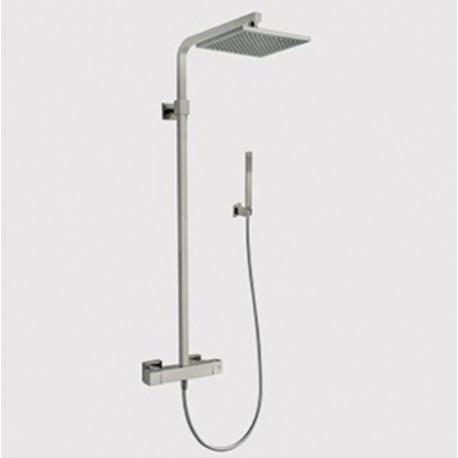Colonne de douche Thermostatique Dax PVD TANK 250 de Païni