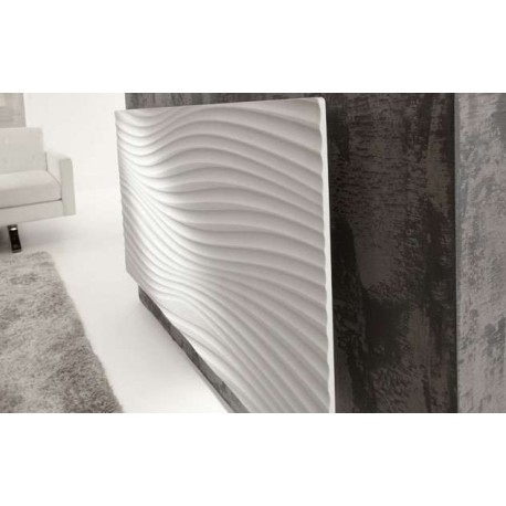 radiateur electrique irisium atlantic horizontal prix fou. Black Bedroom Furniture Sets. Home Design Ideas