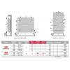 Radiateur Electrique Oniris Atlantic Vertical PI Connecté