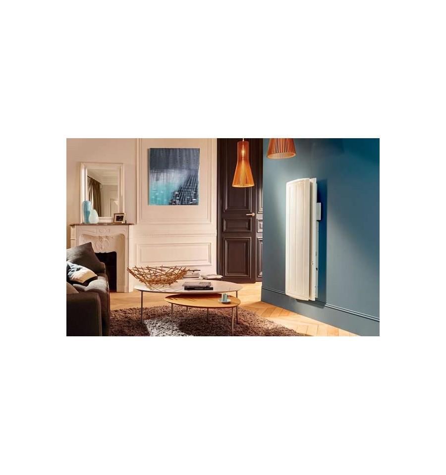 radiateur electrique maradja atlantic vertical pi connect prix fou. Black Bedroom Furniture Sets. Home Design Ideas
