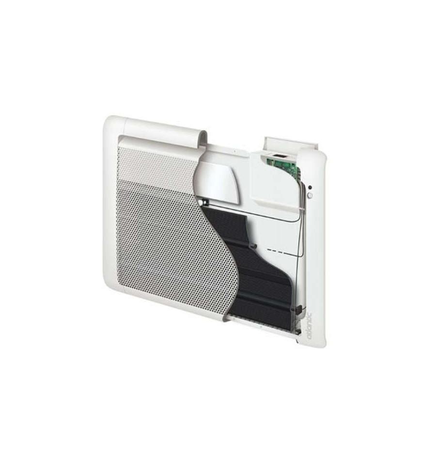 radiateur electrique tatou atlantic horizontal pi connect. Black Bedroom Furniture Sets. Home Design Ideas