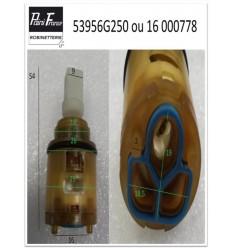 Cartouche Ø 25 mm 53956G250 pour Robinetterie Paini France