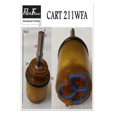 Cartouche Ø 25 mm CART211WFA pour Mitigeurs de Paini France