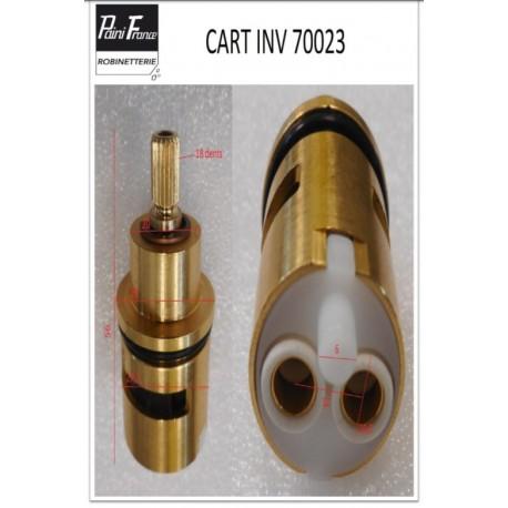 Cartouche Inverseur CART-INV70023 pour Robinetterie Paini France