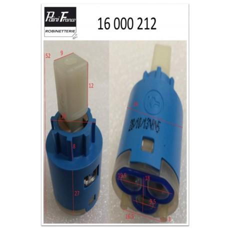 Cartouche Ø 25 mm 16000212 pour Robinetterie Paini France